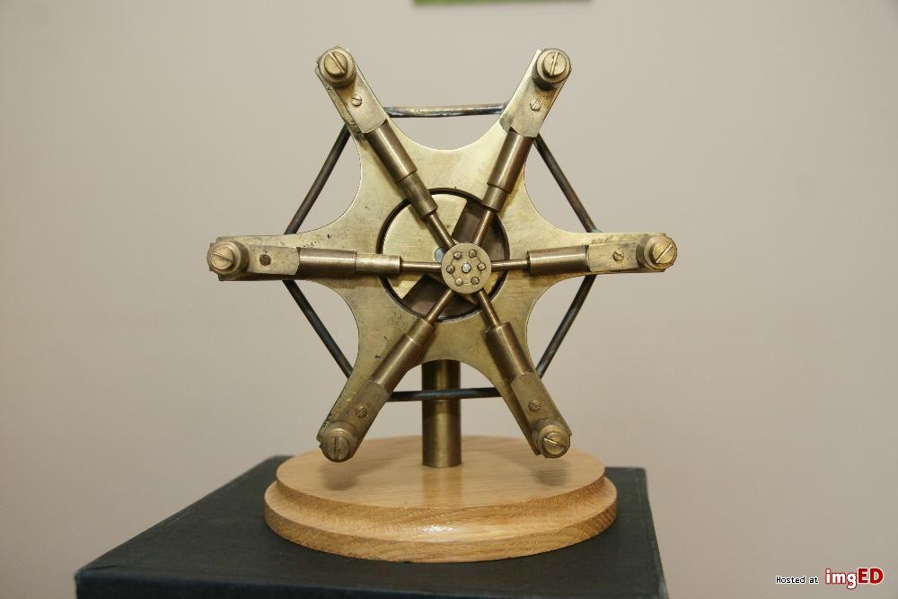 Silnik rotacyjny - gwiazda 2
