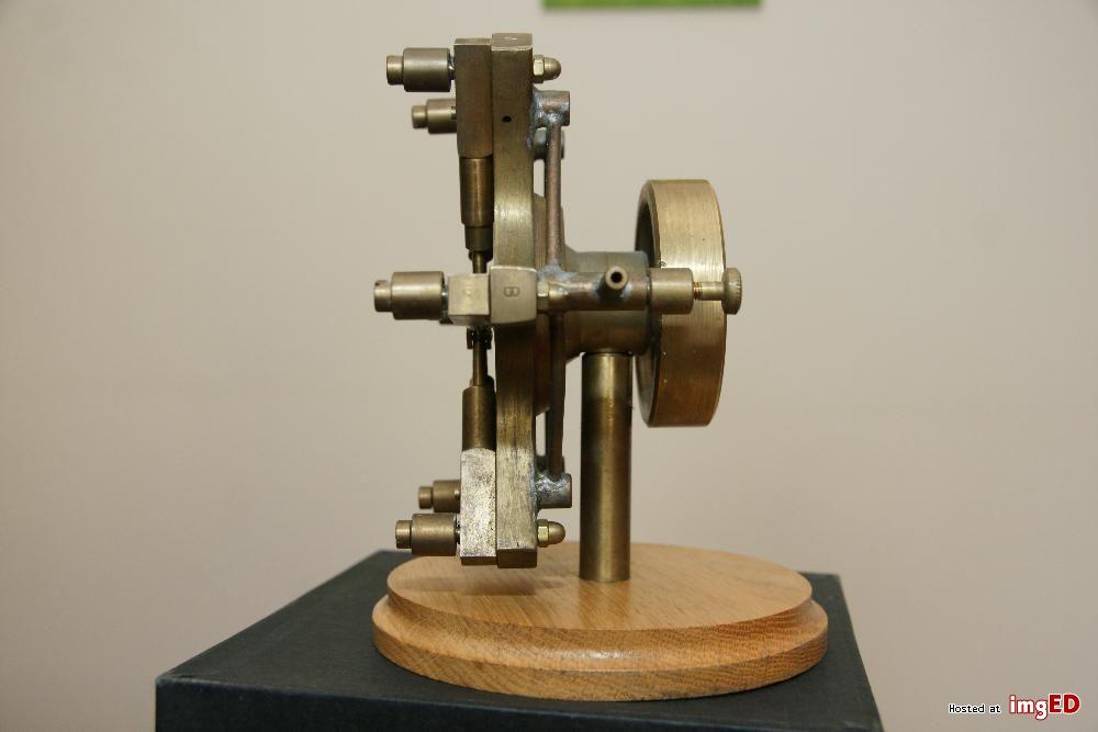 Silnik rotacyjny - gwiazda 3