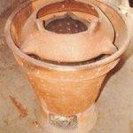 Charcoal stove - 2