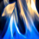 Płomień - spalanie płomieniowe